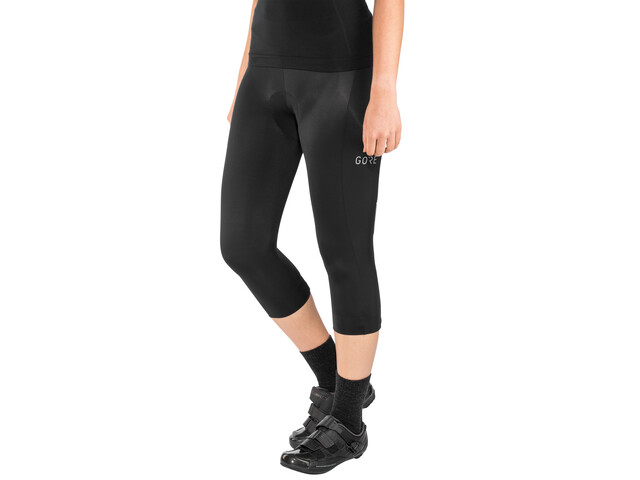 GORE WEAR C3 Leggings 3/4 Femme, black